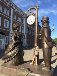 Вятка-статуи